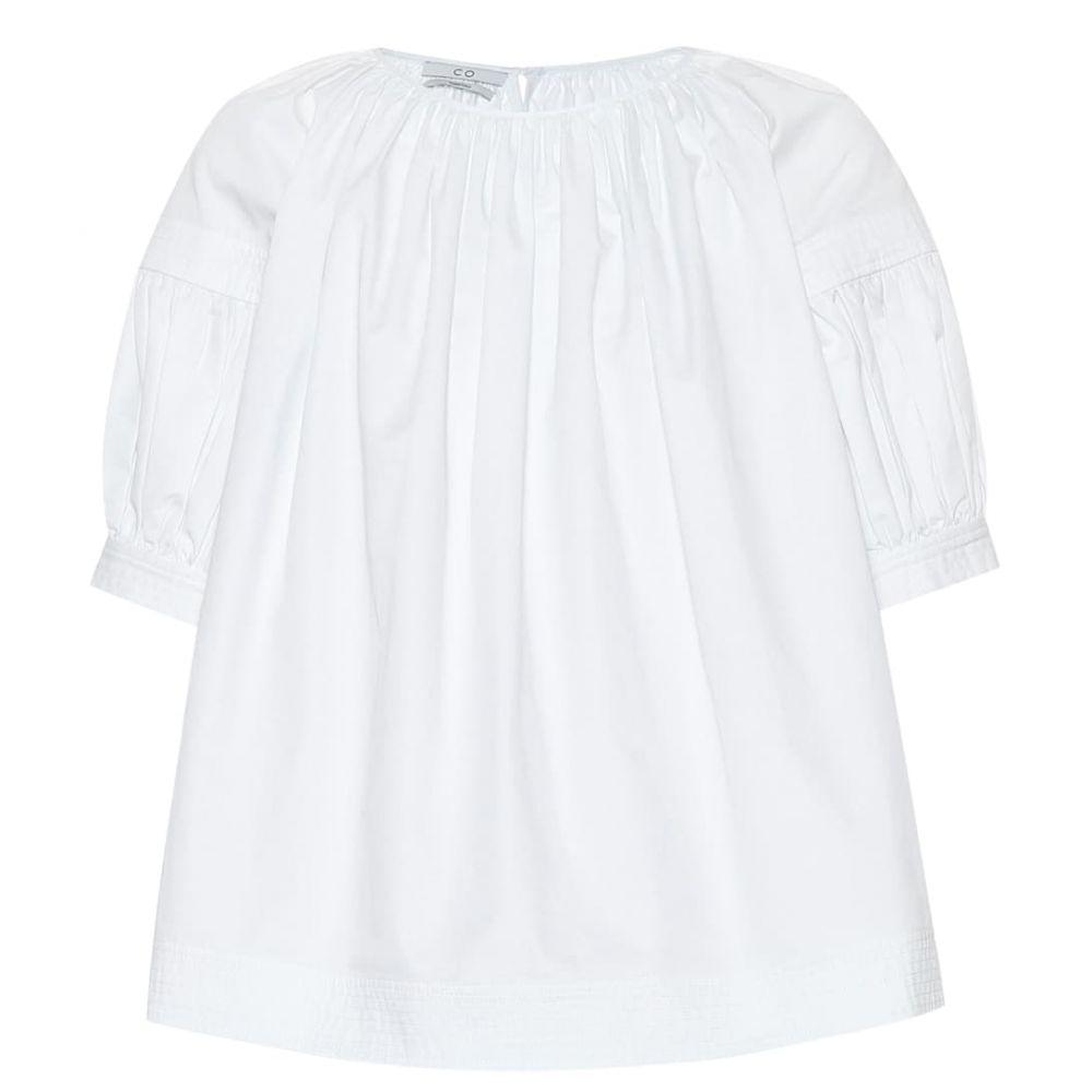 コー Co レディース トップス【tton top】white