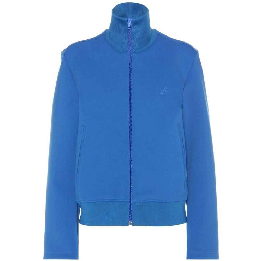 バレンシアガ Balenciaga レディース アウター ブルゾン【Bomber jacket】Bleuet