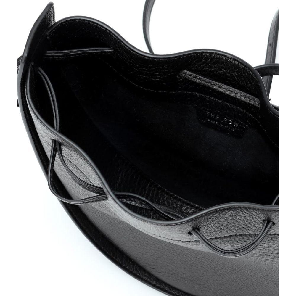 478519208012 ロウ ザ The Pld bag】Black shoulder leather ショルダーバッグ ...