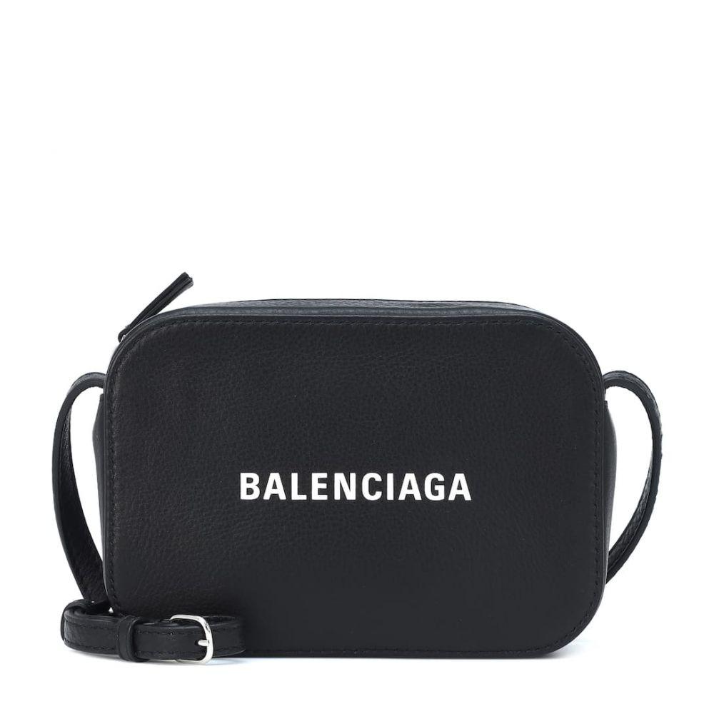 バレンシアガ Balenciaga レディース バッグ ショルダーバッグ【Everyday XS leather crossbody bag】Black/L White