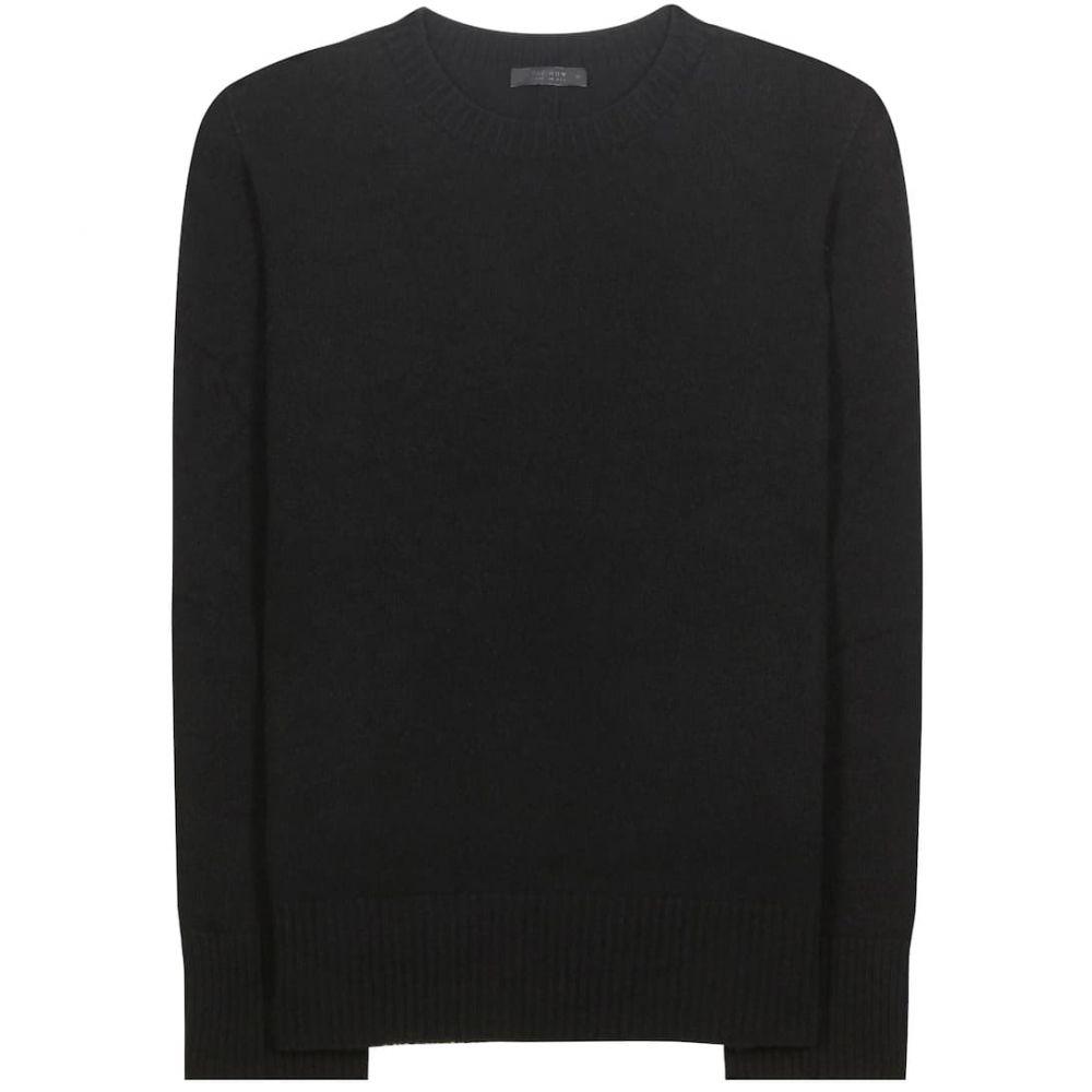 ザ ロウ The Row レディース トップス ニット・セーター【Sibel wool and cashmere sweater】Black