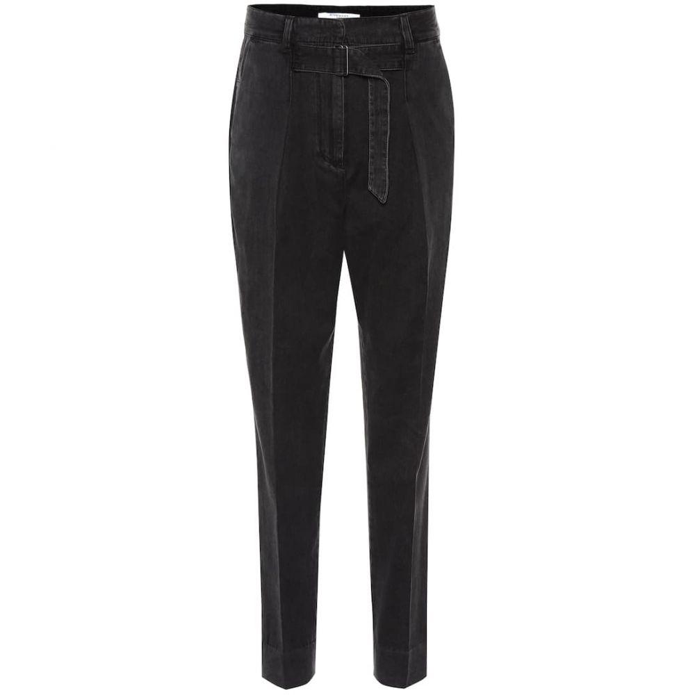 ジバンシー Givenchy レディース ボトムス・パンツ ジーンズ・デニム【High-rise jeans】Black