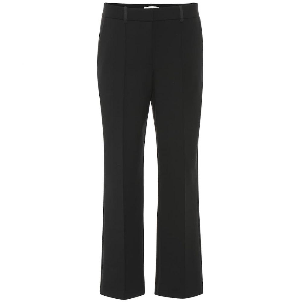 ザ ロウ The Row レディース ボトムス・パンツ【Kalise mid-rise wide-leg pants】Black