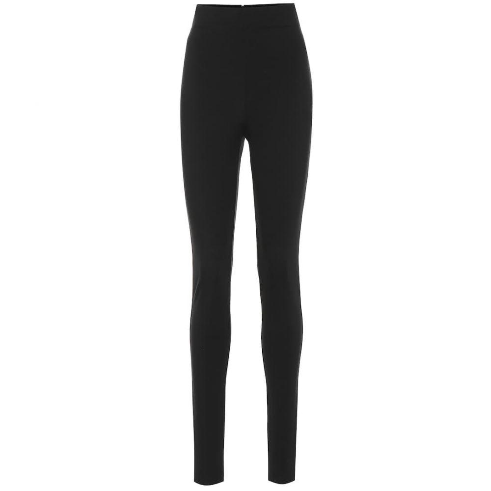 フィロソフィ ディ ロレンツォ セラフィニ Philosophy Di Lorenzo Serafini レディース ボトムス・パンツ スキニー・スリム【Stretch jersey pants】black