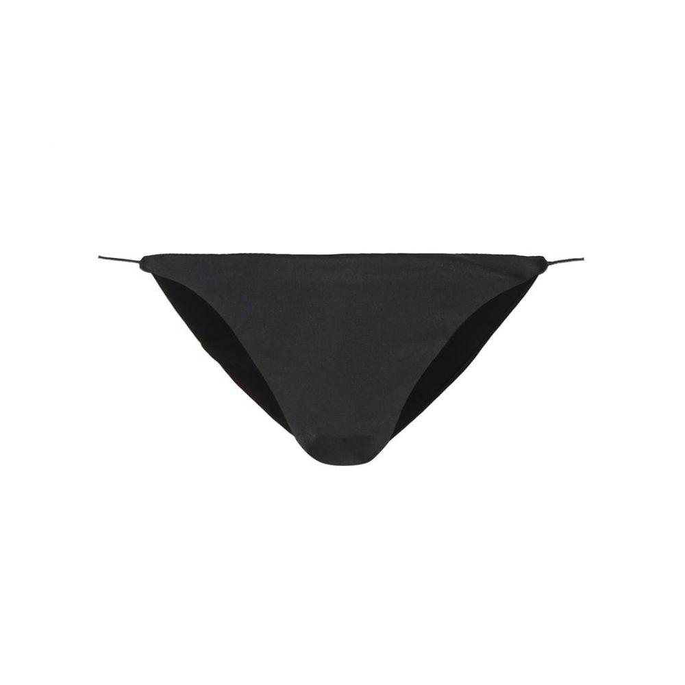 ジェイド Jade Swim レディース 水着・ビーチウェア ボトムのみ【Micro Bare Minimum bikini bottoms】black