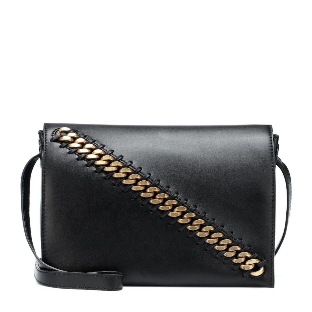 ステラ マッカートニー Stella McCartney レディース バッグ ショルダーバッグ【Faux-leather crossbody bag】Black