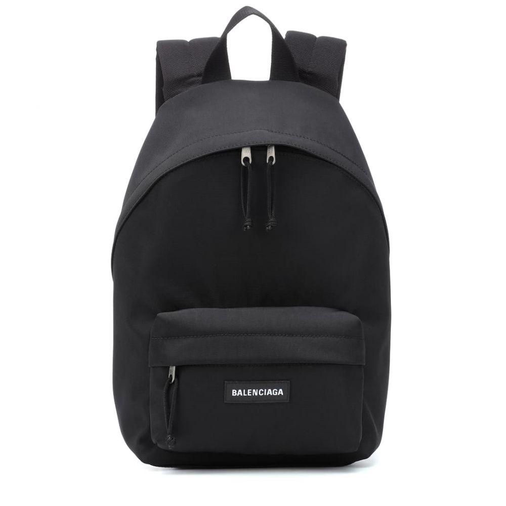 バレンシアガ Balenciaga レディース バッグ バックパック・リュック【Explorer Small backpack】Black