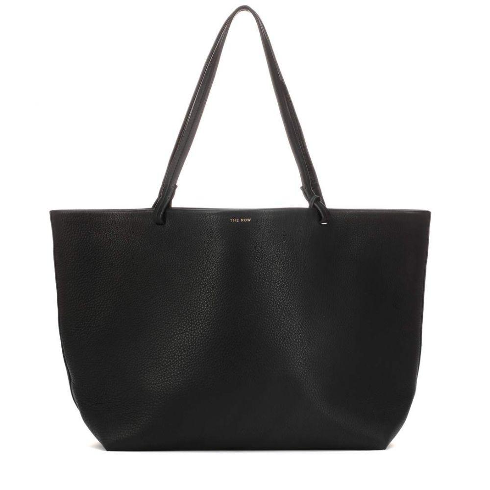 ザ ロウ The Row レディース バッグ トートバッグ【Park leather tote】Black