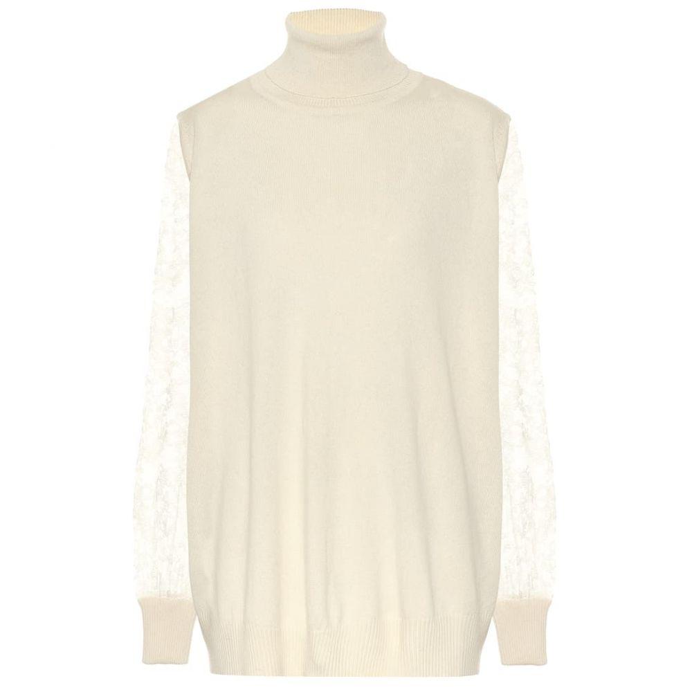 ライアンロッシュ Ryan Roche レディース トップス ニット・セーター【Cashmere and silk sweater】