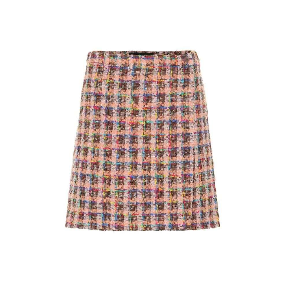 エトロ Etro レディース スカート ミニスカート【Tweed miniskirt】