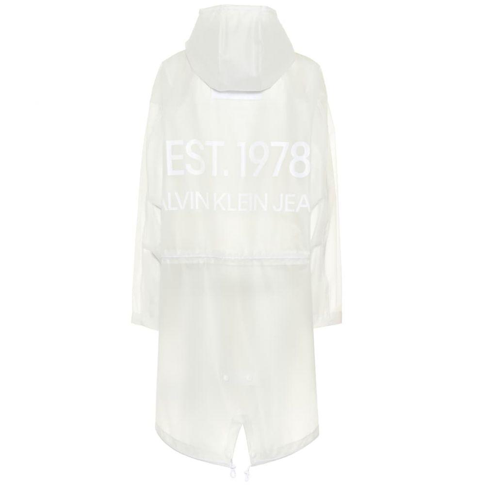 カルバンクライン Calvin Klein Jeans Est. 1978 レディース アウター レインコート【Transparent raincoat】Transparent