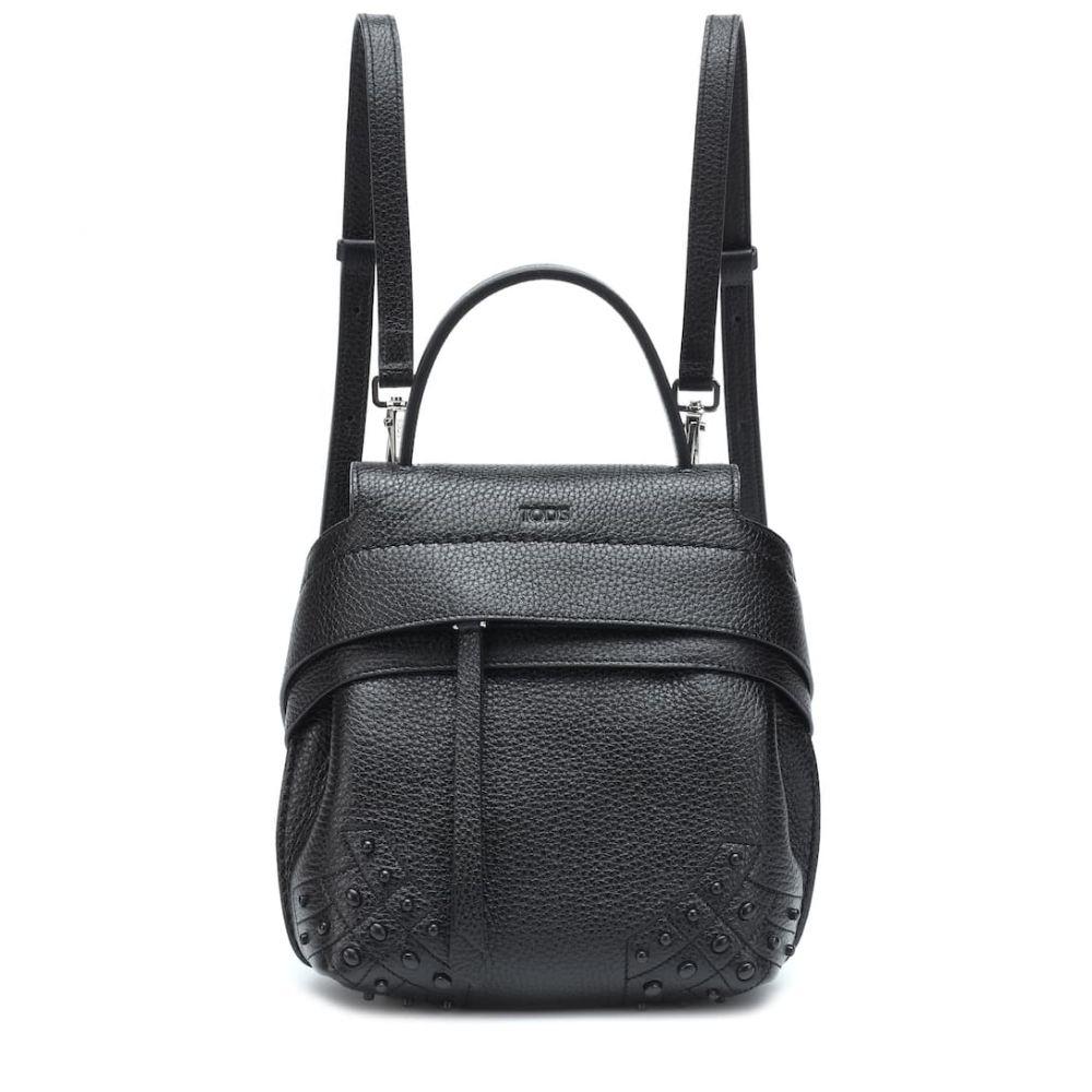 トッズ Tod's レディース バッグ バックパック・リュック【Wave Mini leather backpack】