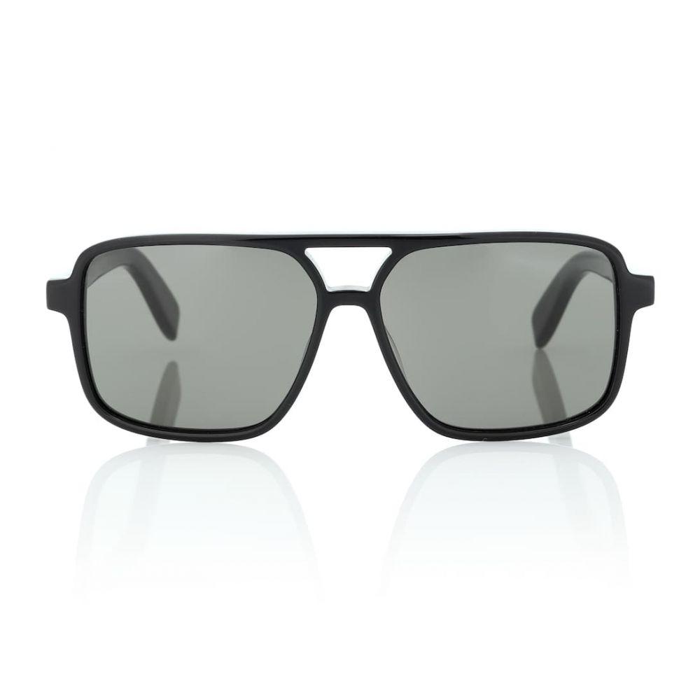イヴ サンローラン Saint Laurent レディース メガネ・サングラス【SL 176 acetate sunglasses】