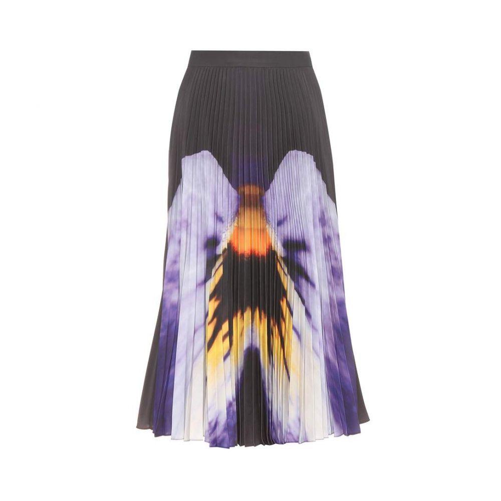 クリストファー ケイン Christopher Kane レディース スカート【Printed pleated skirt】