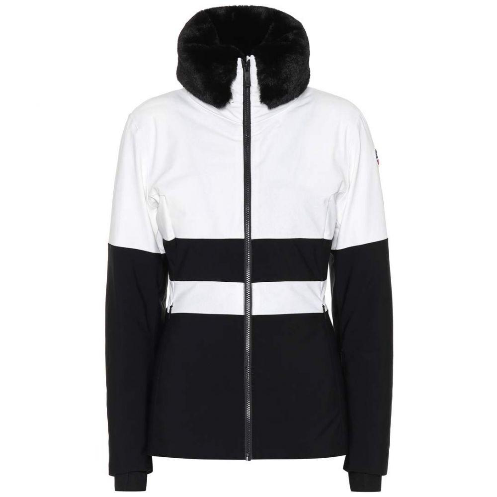 フザルプ Fusalp レディース スキー・スノーボード アウター【Levanne faux fur-trimmed ski jacket】poudre