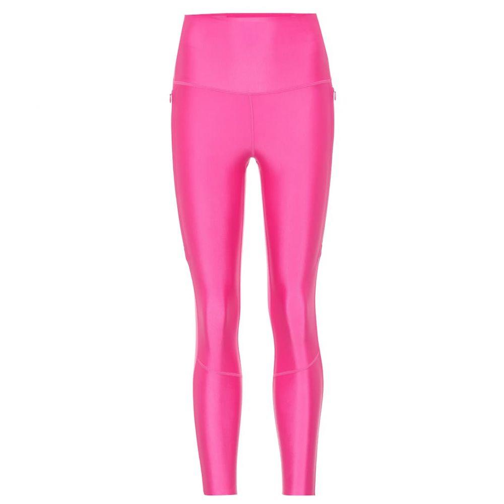 ナイキ Nike レディース インナー・下着 スパッツ・レギンス【High-rise leggings】pinksicle / black