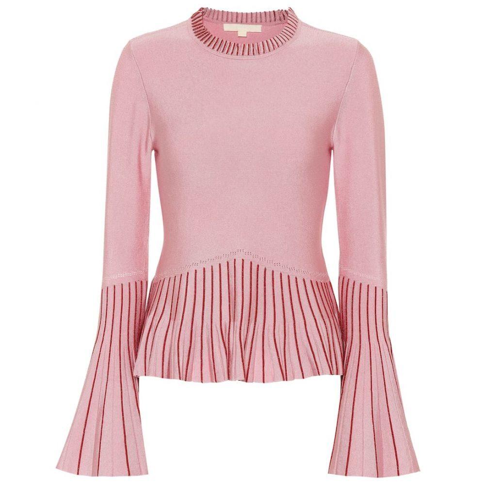 ジョナサン シンカイ Jonathan Simkhai レディース トップス【Pleated sweater】Pink