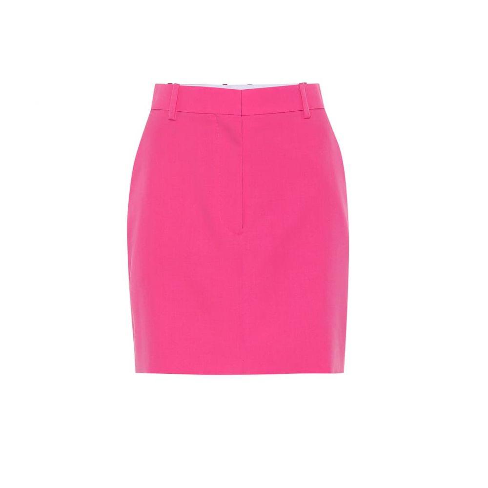 カルバンクライン Calvin Klein 205W39NYC レディース スカート ミニスカート【Wool miniskirt】Petunia