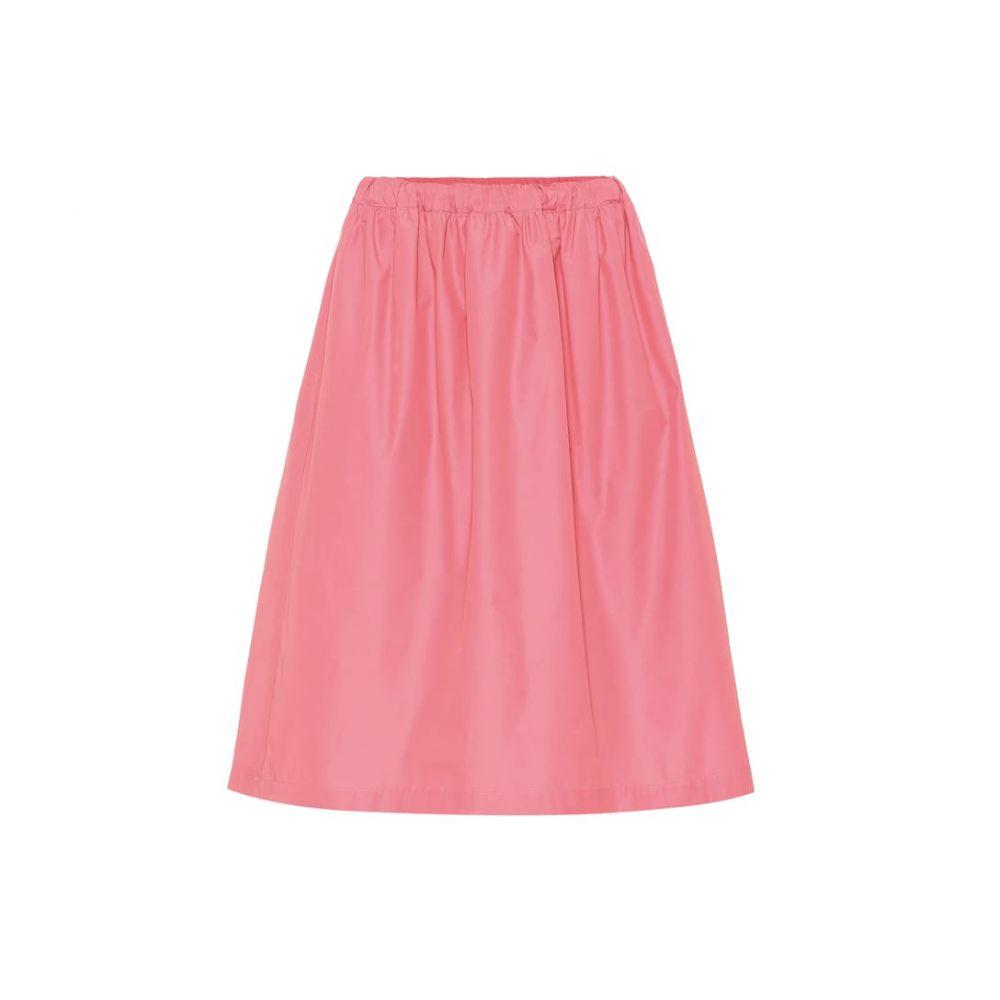 プラン C skirt】Peony Plan C プラン レディース スカート ひざ丈スカート【Cotton-blend レディース midi skirt】Peony Pink, Back to MONO:469f3d7d --- officewill.xsrv.jp