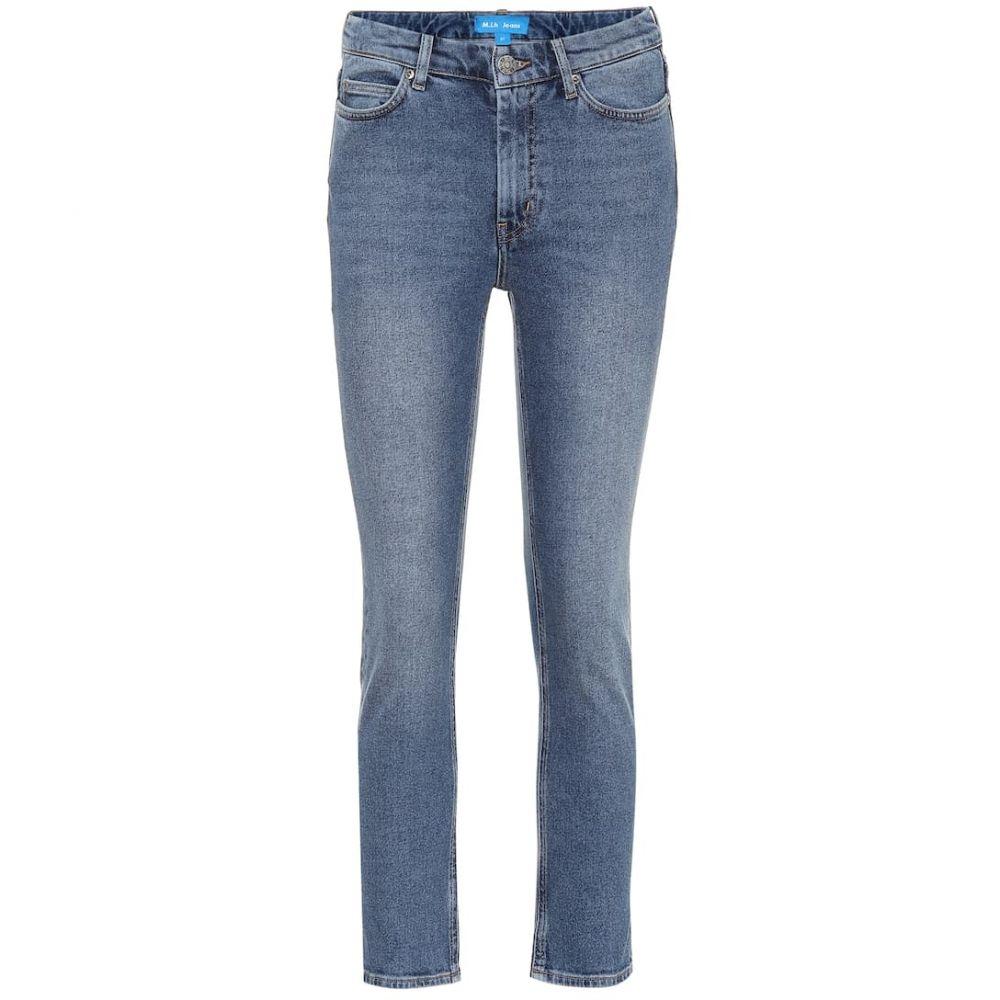 エムアイエイチ M.i.h Jeans レディース ボトムス・パンツ ジーンズ・デニム【Niki high-rise straight jeans】paz