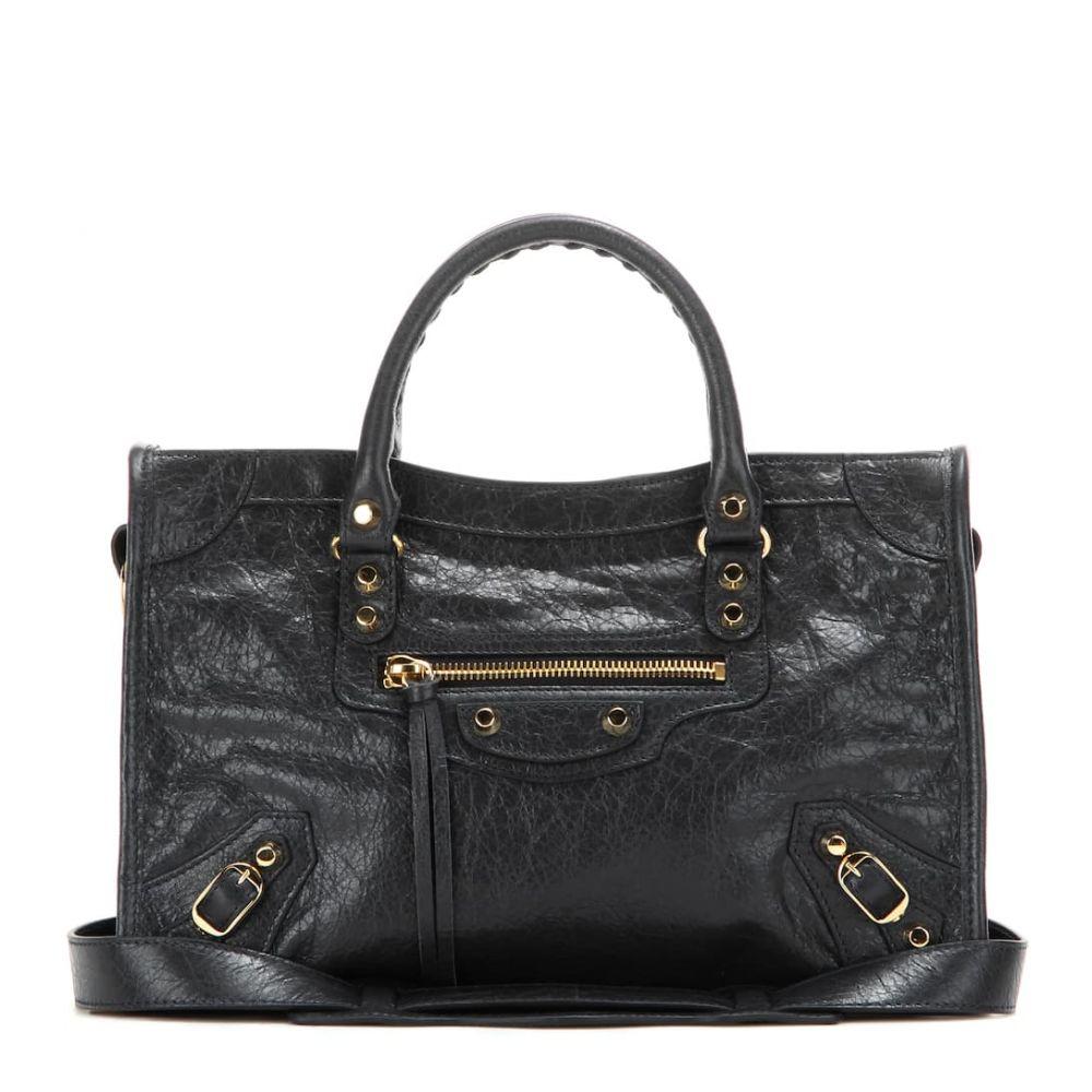 バレンシアガ Balenciaga レディース バッグ トートバッグ【Classic City S leather tote】Noir
