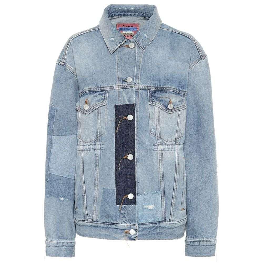 アクネ ストゥディオズ Acne Studios レディース アウター ジャケット【Bla Konst denim jacket】indigo