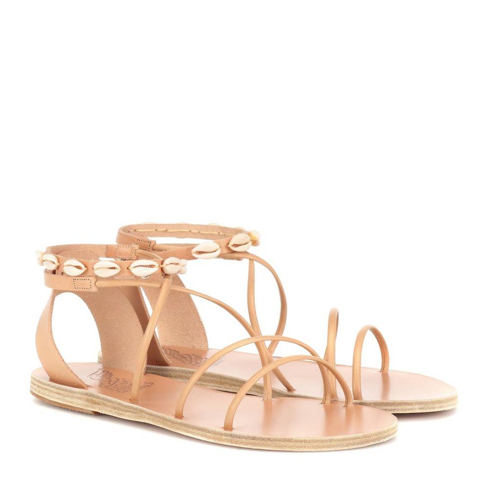 エンシェント グリーク サンダルズ Ancient Greek Sandals レディース シューズ・靴 サンダル・ミュール【Meloivia leather sandals】Natural