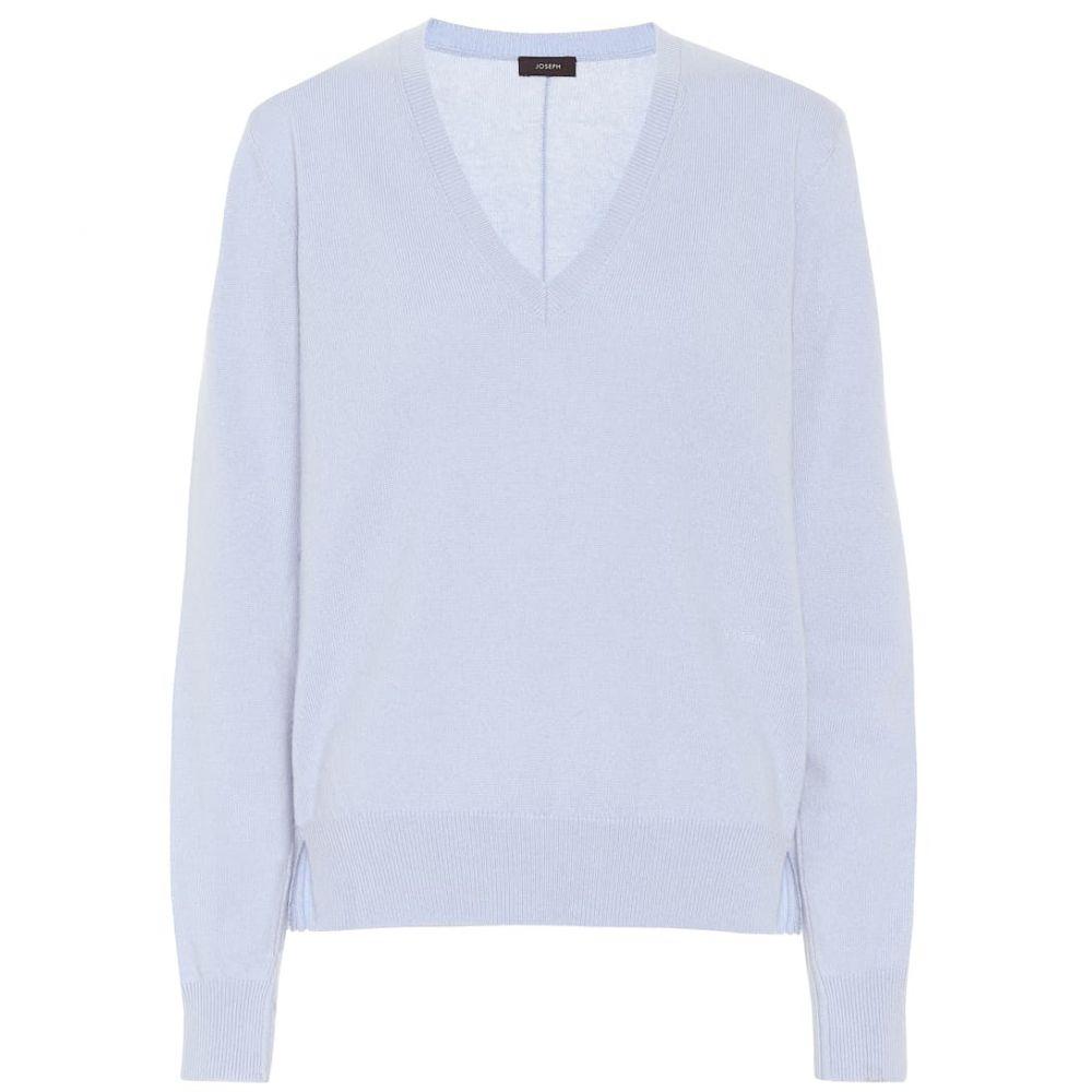 ジョゼフ Joseph レディース トップス ニット・セーター【Cashmere sweater】Powder