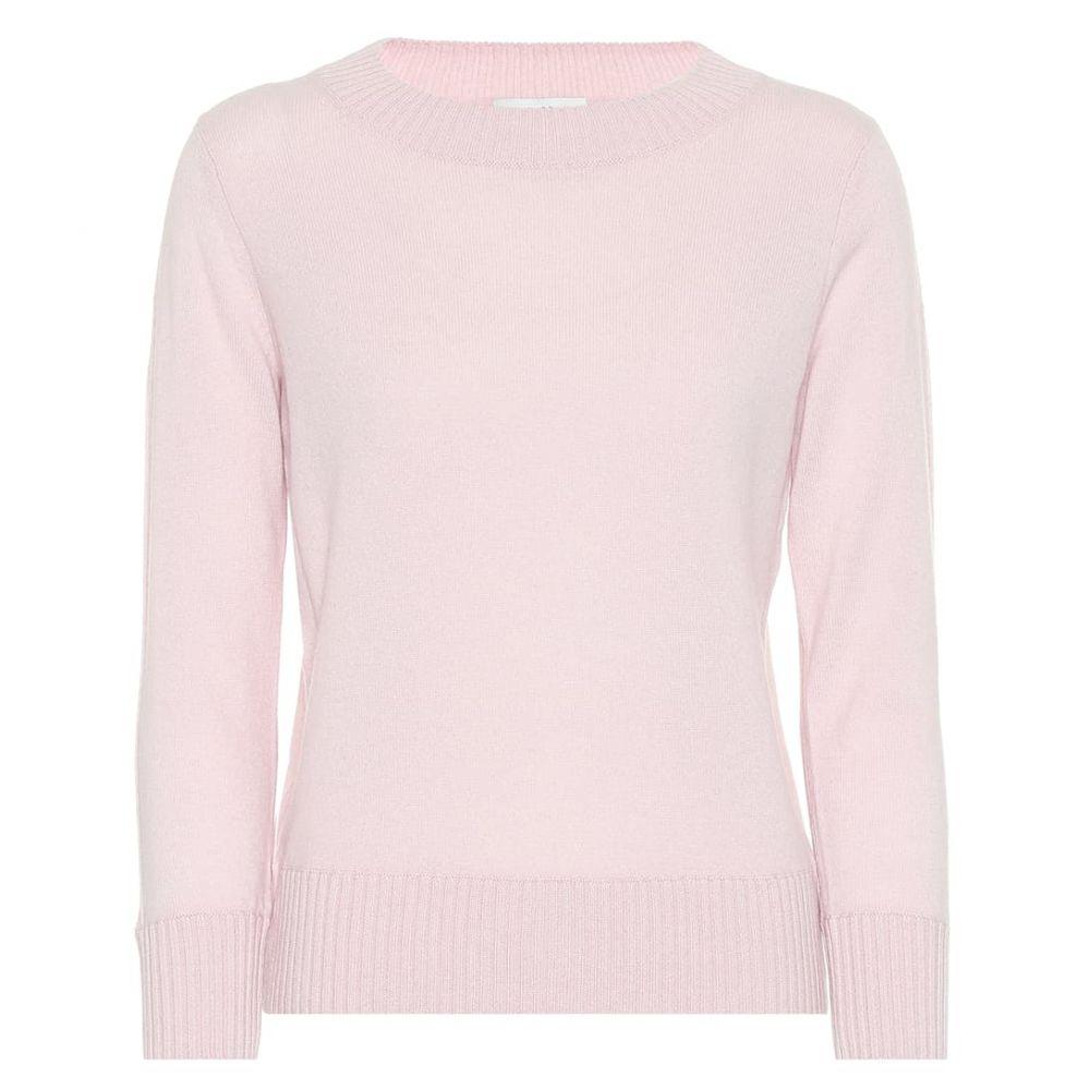 ヴィンス Vince レディース トップス ニット・セーター【Cashmere sweater】rosa seco
