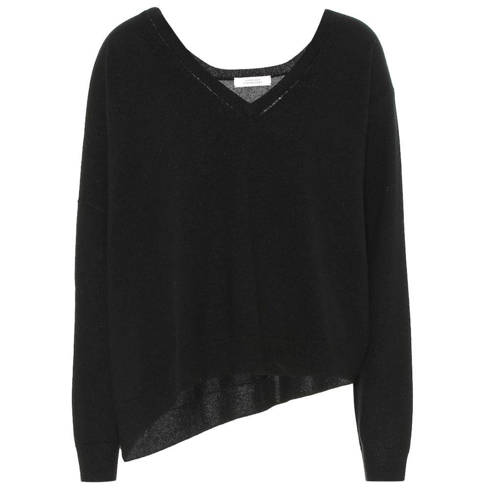 ドロシー シューマッハ Dorothee Schumacher レディース トップス ニット・セーター【Confident Grace cashmere sweater】Pure Black
