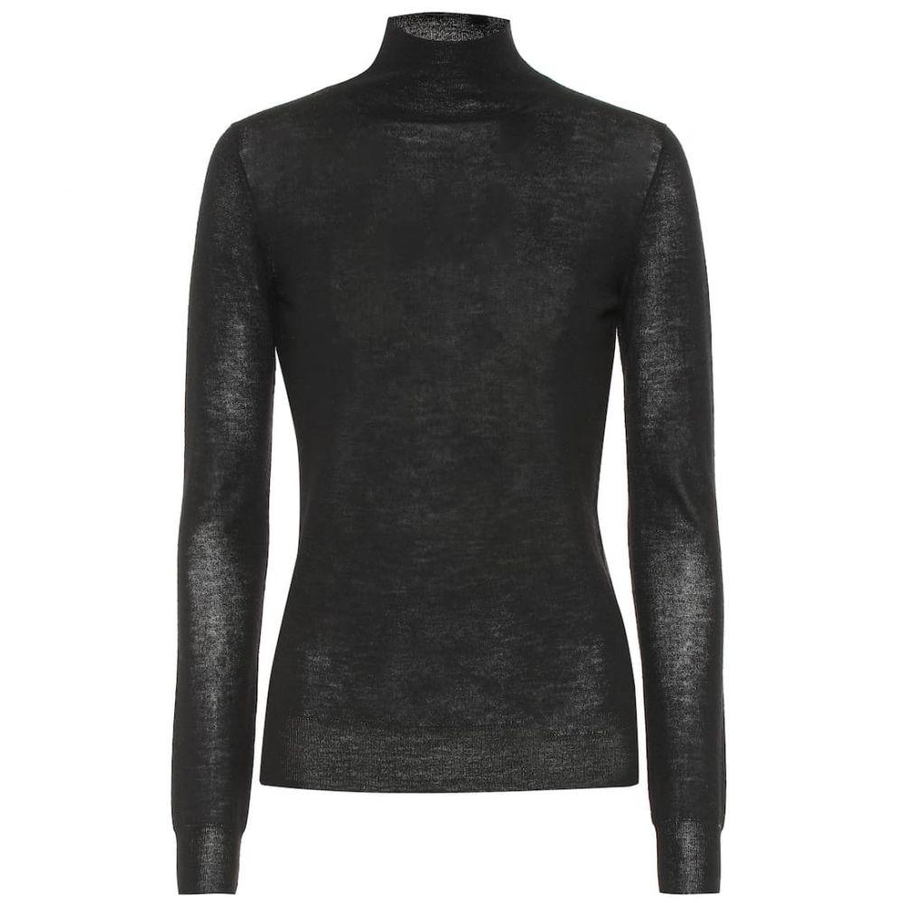 ジョゼフ Joseph レディース トップス ニット・セーター【Cashair cashmere turtleneck sweater】Black