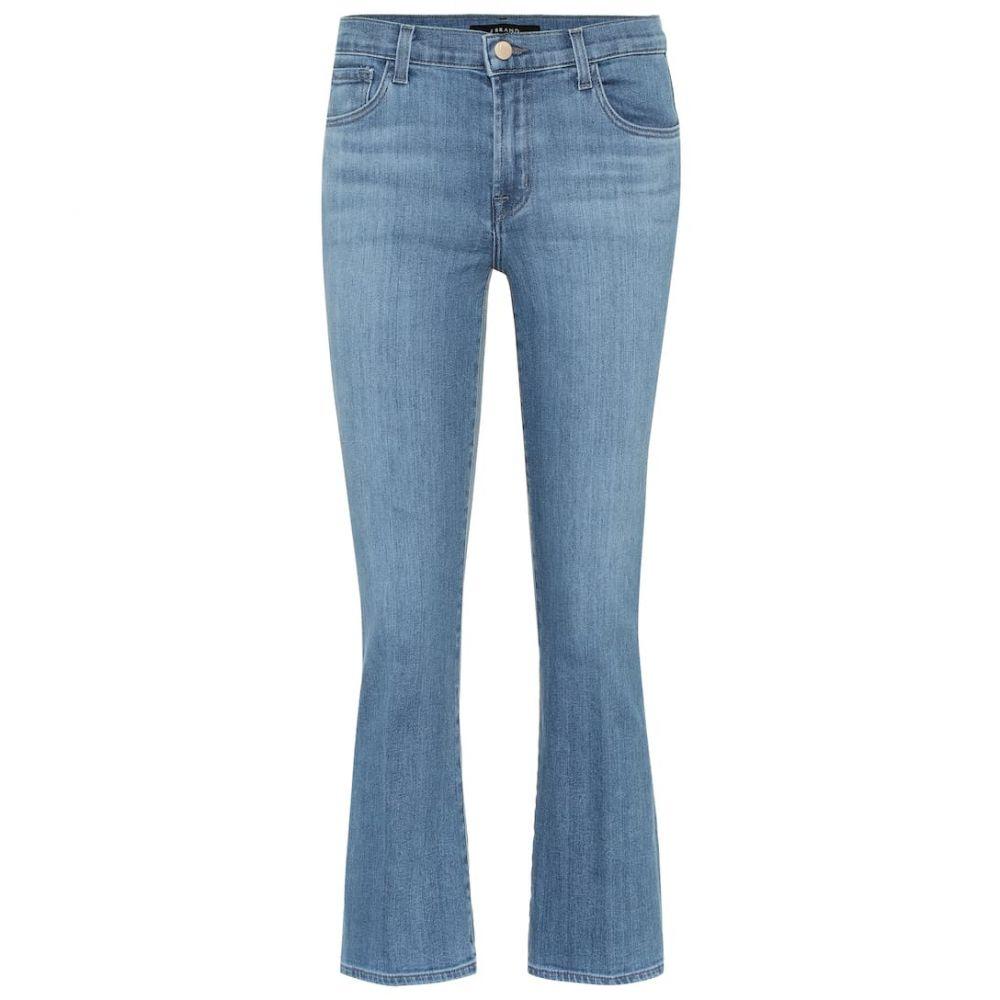 ジェイ ブランド J Brand レディース ボトムス・パンツ ジーンズ・デニム【Selena cropped mid-rise jeans】true love