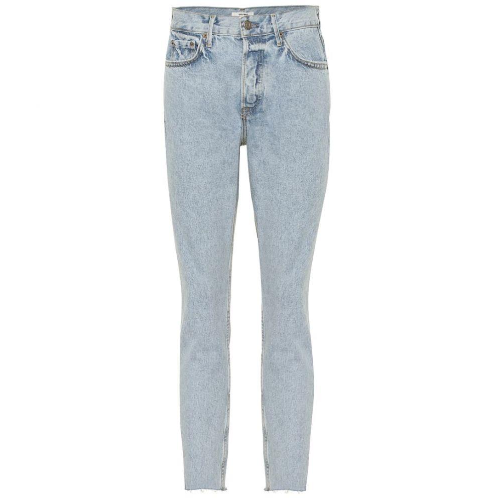 ガールフレンズ Grlfrnd レディース ボトムス・パンツ ジーンズ・デニム【Karolina high-rise skinny jeans】High Hopes