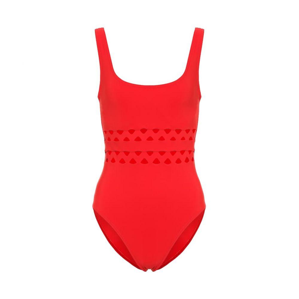 カーラコレット Karla Colletto レディース 水着・ビーチウェア ワンピース【Zelda swimsuit】Red