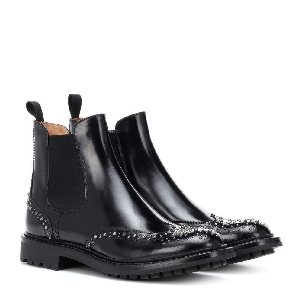 チャーチ Church's レディース シューズ・靴 ブーツ【Ketsby leather Chelsea boots】Black