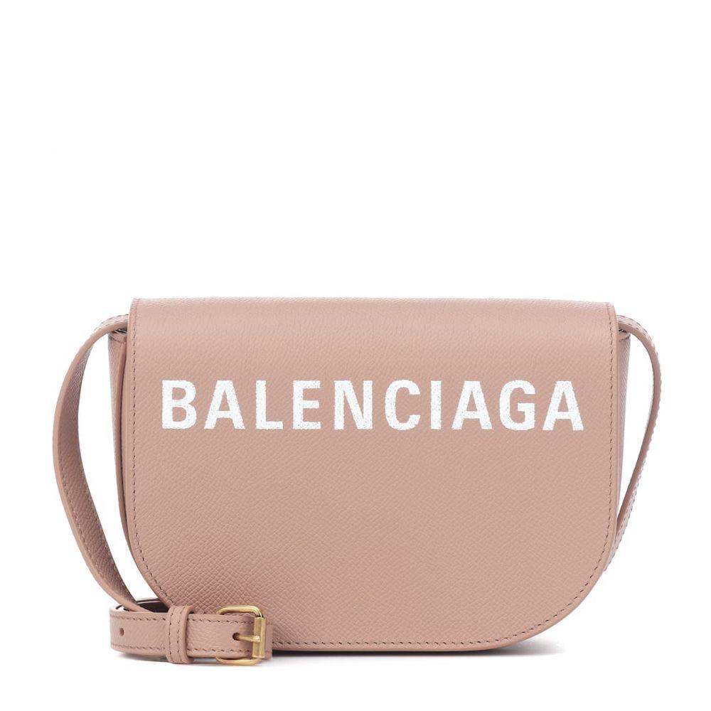 激安店舗 バレンシアガ Balenciaga leather White レディース bag】Nude バッグ ショルダーバッグ【Ville Day XS leather shoulder bag】Nude Beige/L White, かんてい局熊本店:dc08ffb9 --- spotlightonasia.com