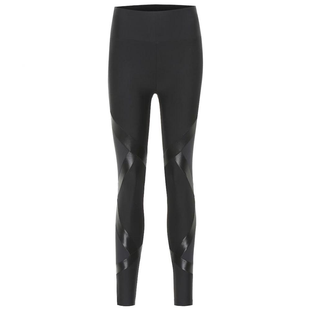 ランストン Lanston Sport レディース インナー・下着 スパッツ・レギンス【Silas high-rise leggings】Black