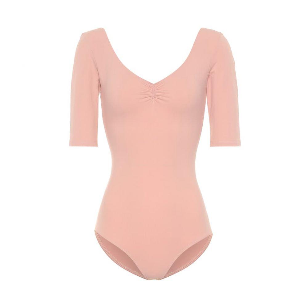エルネスト レオティ Ernest Leoty レディース インナー・下着 ボディースーツ【Isaure bodysuit】pink
