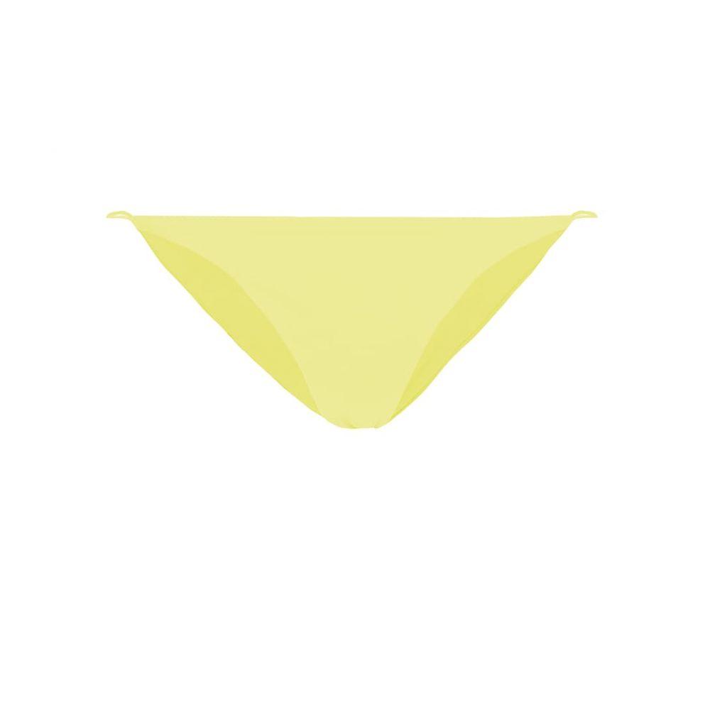 ジェイド Jade Swim レディース 水着・ビーチウェア ボトムのみ【Micro Bare Minimum bikini bottoms】lemon yellow