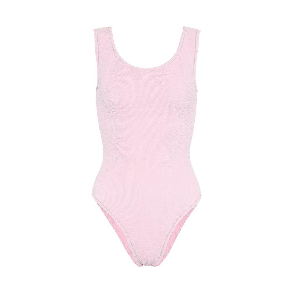 レイナ オルガ Reina Olga レディース 水着・ビーチウェア ワンピース【Isacco Scrunch swimsuit】Pastel Pink