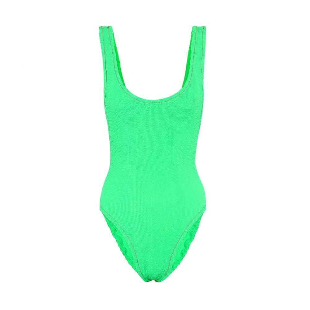 レイナ オルガ Reina Olga レディース 水着・ビーチウェア ワンピース【Ruby Scrunch swimsuit】Neon Green
