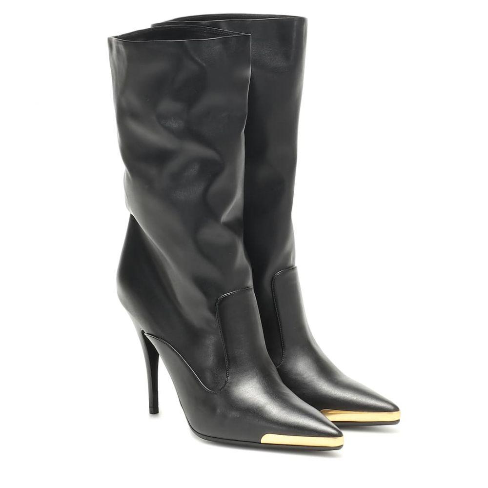 ステラ マッカートニー Stella McCartney レディース シューズ・靴 ブーツ【Faux leather ankle boots】Black