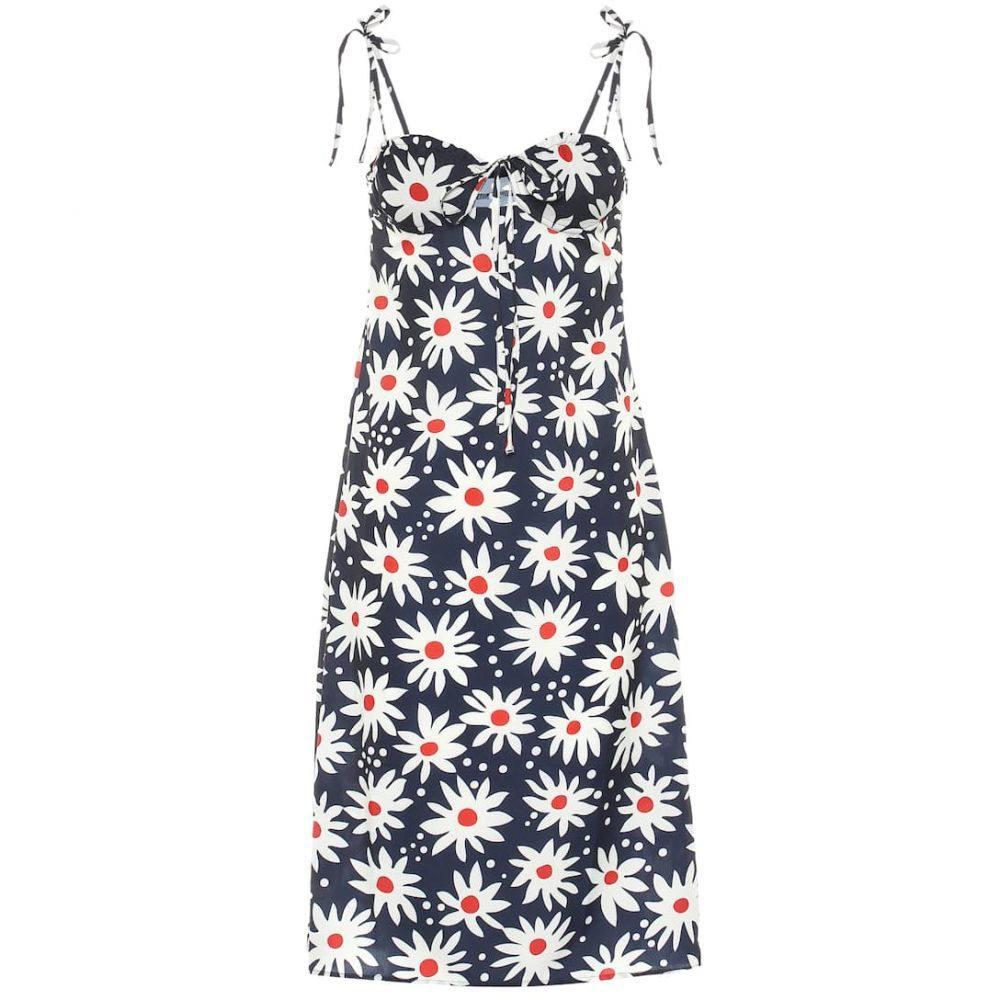 ソリッド&ストライプ Solid & Striped レディース ワンピース・ドレス ワンピース【Lolita floral dress】big daisy exclusive