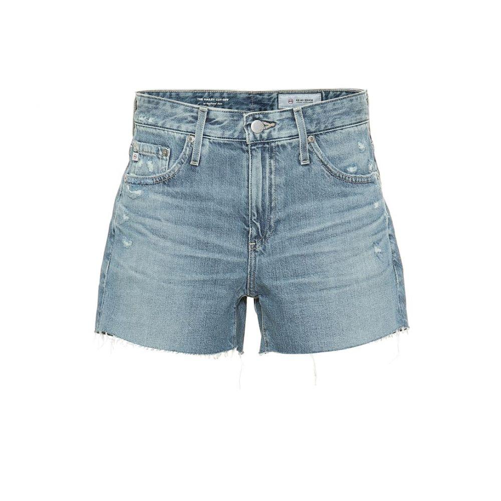 エージージーンズ AG Jeans レディース ボトムス・パンツ ショートパンツ【Hailey high-rise denim shorts】