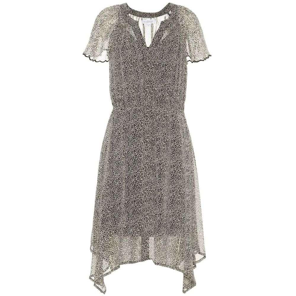 ベルベット グラハム&スペンサー Velvet レディース ワンピース・ドレス ワンピース【Belen leopard-print dress】Leopard