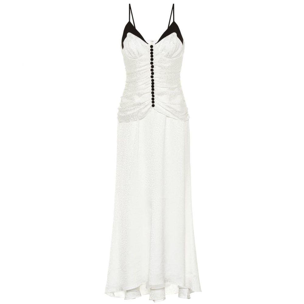 ラシル Racil レディース ワンピース・ドレス ワンピース【Diana jacquard dress】Ivory