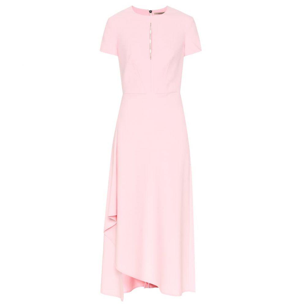 ローラン ムレ Roland Mouret レディース ワンピース・ドレス ワンピース【Ardmore crepe midi dress】Pearl Pink