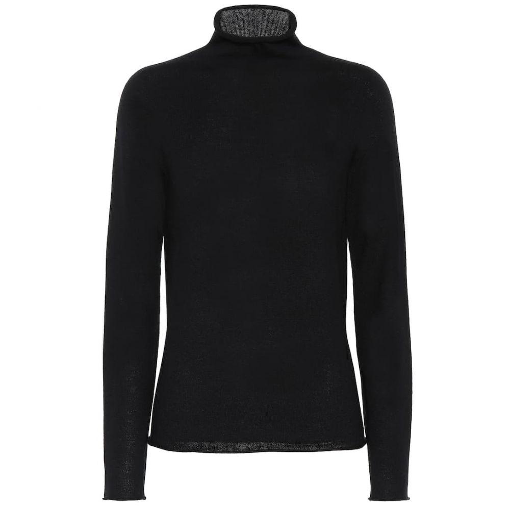 ジョゼフ Joseph レディース トップス ニット・セーター【Wool high-neck sweater】Black
