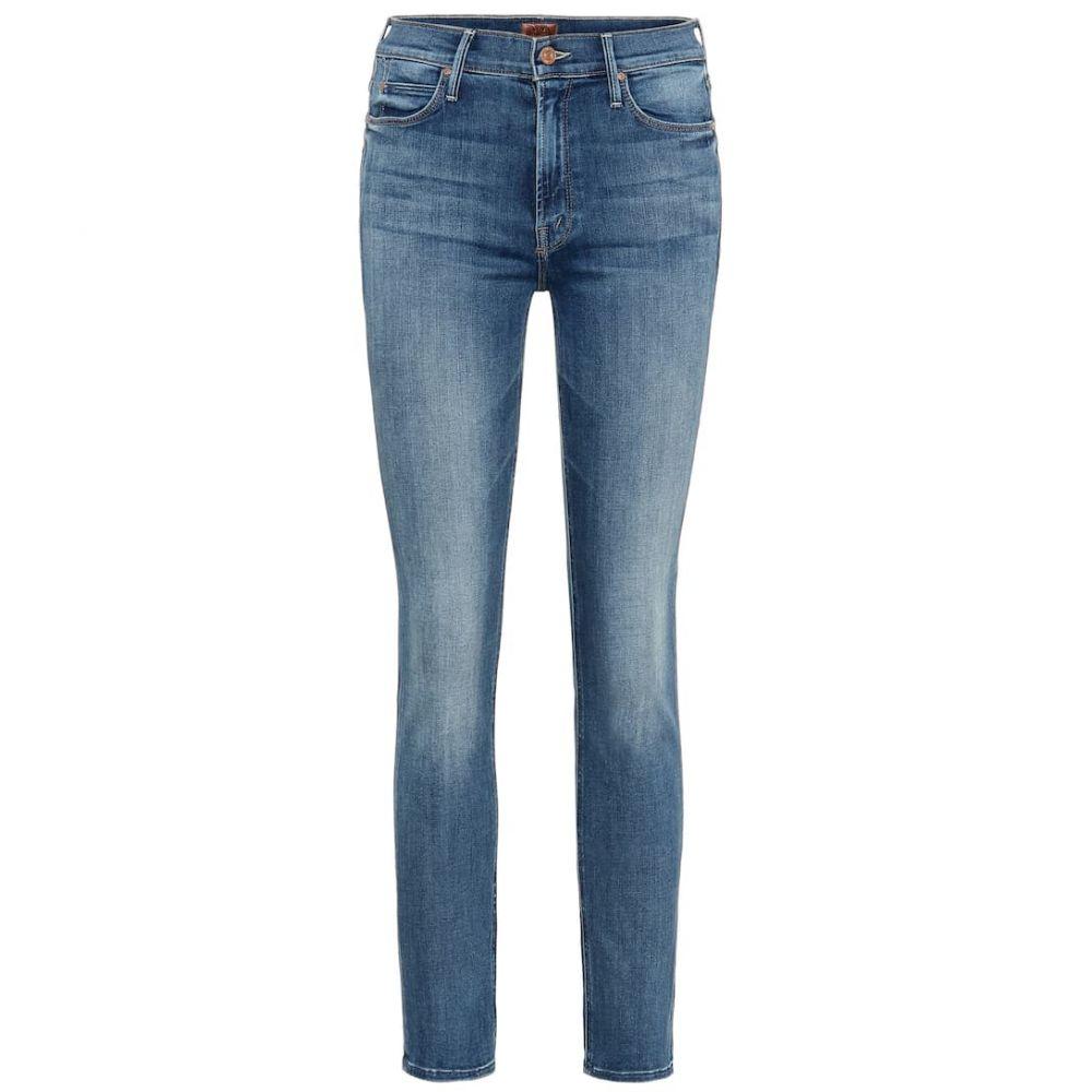マザー Mother レディース ボトムス・パンツ ジーンズ・デニム【Dazzler mid-rise slim jeans】home before dawn