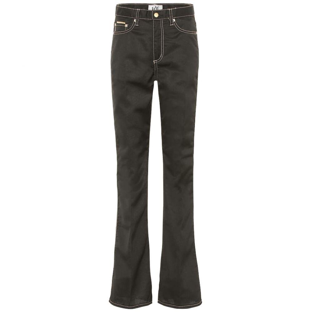 エイティーズ Eytys レディース ボトムス・パンツ ジーンズ・デニム【Oregon Cali high-rise flared jeans】Cali Black